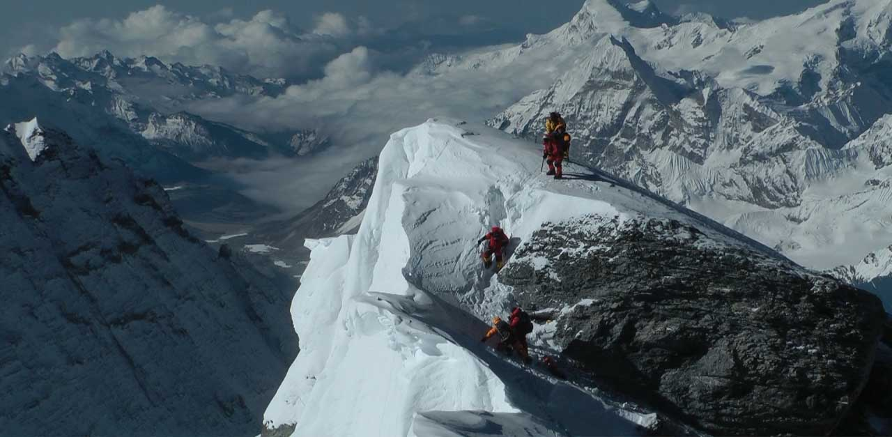Mount Everest Expedition-59 Days